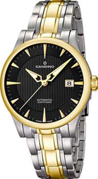 Швейцарские наручные  мужские часы Candino C4549.4. Коллекция Classic