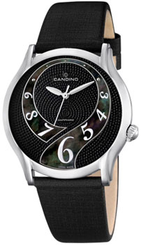Швейцарские наручные  женские часы Candino C4551.3. Коллекция Timeless