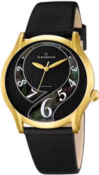 Швейцарские наручные  женские часы Candino C4552.3. Коллекция Timeless