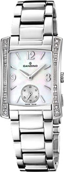 Швейцарские наручные  женские часы Candino C4554.1. Коллекция Timeless