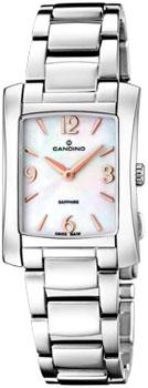Швейцарские наручные  женские часы Candino C4556.2. Коллекция Timeless
