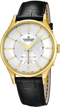 Швейцарские наручные  мужские часы Candino C4559.1. Коллекция Timeless