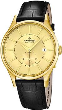 Швейцарские наручные  мужские часы Candino C4559.2. Коллекция Timeless