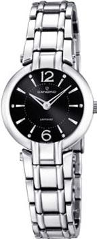 Швейцарские наручные  женские часы Candino C4574.2. Коллекция Classic