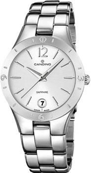 Швейцарские наручные  женские часы Candino C4576.1. Коллекция Elegance