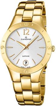 Швейцарские наручные  женские часы Candino C4577.1. Коллекция Elegance
