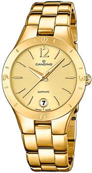 Швейцарские наручные  женские часы Candino C4577.2. Коллекция Elegance