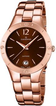 Швейцарские наручные  женские часы Candino C4578.2. Коллекция Elegance