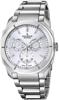Швейцарские наручные  мужские часы Candino C4579.1. Коллекция Classic