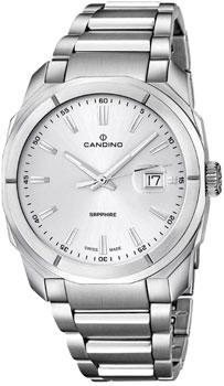 Швейцарские наручные  мужские часы Candino C4585.1. Коллекция Classic
