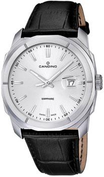 Швейцарские наручные  мужские часы Candino C4586.1. Коллекция Classic