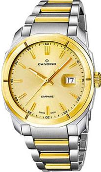 Швейцарские наручные  мужские часы Candino C4587.1. Коллекция Classic