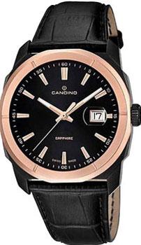 Швейцарские наручные  мужские часы Candino C4588.1. Коллекция Classic