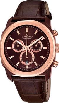 Швейцарские наручные  мужские часы Candino C4589.1. Коллекция Classic