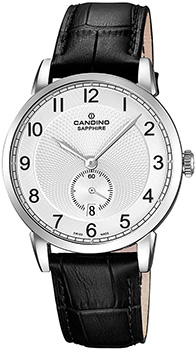 Швейцарские наручные  мужские часы Candino C4591.1. Коллекция Classic