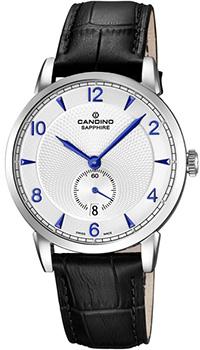 Швейцарские наручные  мужские часы Candino C4591.2. Коллекция Classic