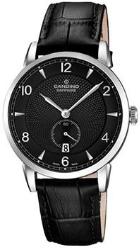 Швейцарские наручные  мужские часы Candino C4591.4. Коллекция Classic