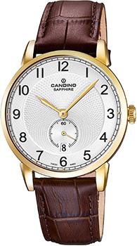 Швейцарские наручные  мужские часы Candino C4592.1. Коллекция Classic