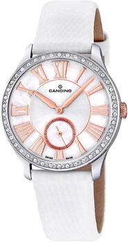 Швейцарские наручные  женские часы Candino C4596.1. Коллекция Elegance