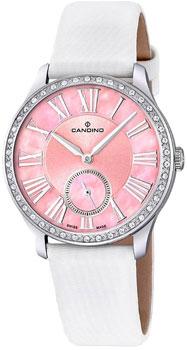 Швейцарские наручные  женские часы Candino C4596.2. Коллекция Elegance