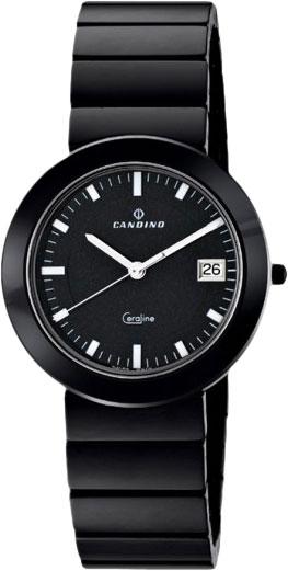 Мужские наручные швейцарские часы в коллекции Ceramic Candino