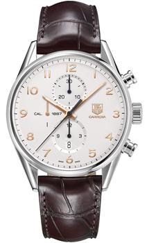 Швейцарские наручные  мужские часы TAG Heuer CAR2012.FC6236. Коллекция Carrera