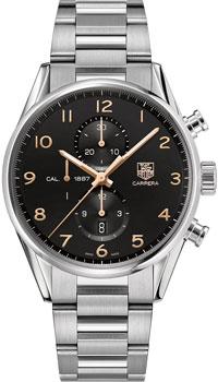 Швейцарские наручные  мужские часы TAG Heuer CAR2014.BA0799. Коллекция Carrera