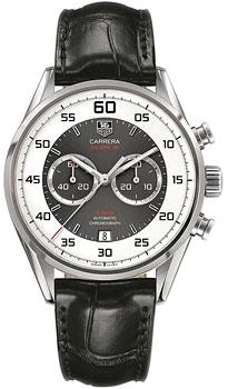 Швейцарские наручные  мужские часы TAG Heuer CAR2B11.FC6235. Коллекция Carrera