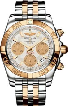Швейцарские наручные  мужские часы Breitling CB014012-G713-378C