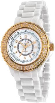 fashion наручные  женские часы Le chic CC6843GWH. Коллекция Constanse