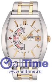 Мужские японские наручные часы в коллекции Automatic Orient