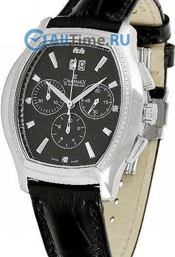 Мужские наручные швейцарские часы в коллекции St.Moritz Charmex