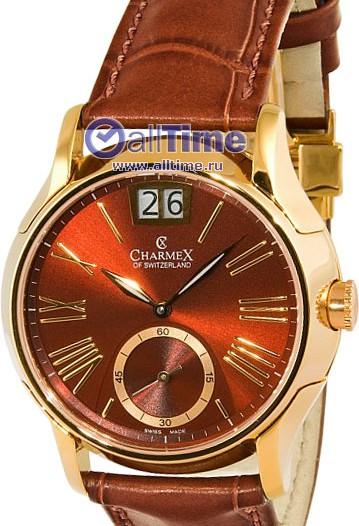 Мужские наручные швейцарские часы в коллекции St.Tropez Charmex