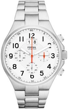 fashion наручные  мужские часы Fossil CH2903. Коллекция Qualifier