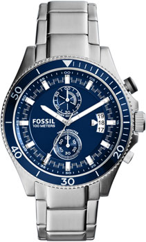 fashion наручные  мужские часы Fossil CH2937. Коллекция Wakefield