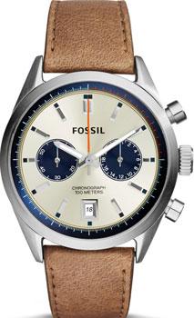 fashion наручные  мужские часы Fossil CH2952. Коллекция Del Rey