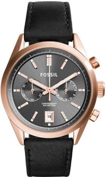 fashion наручные  мужские часы Fossil CH2991. Коллекция Del Rey