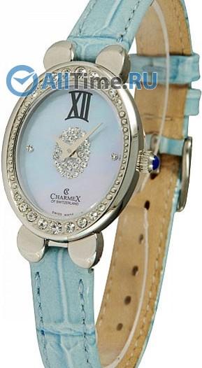 Женские наручные швейцарские часы в коллекции Oval Charmex