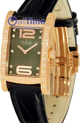 Женские наручные швейцарские часы в коллекции Lugano Charmex