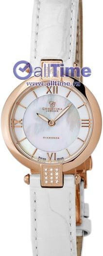 Женские наручные швейцарские часы в коллекции Circle-Oval Christina London