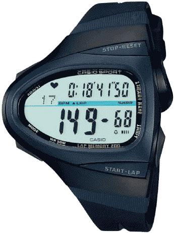 Мужские японские наручные часы в коллекции Sports Casio