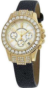 fashion наручные  женские часы Le chic CL1813G. Коллекция Le Chronographe