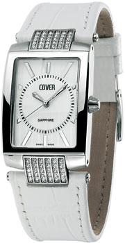 Швейцарские наручные  женские часы Cover CO102.05. Коллекция Ladies