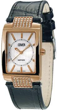 Швейцарские наручные  женские часы Cover CO102.08. Коллекция Ladies