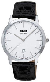 Швейцарские наручные  мужские часы Cover CO123.11. Коллекция Gents