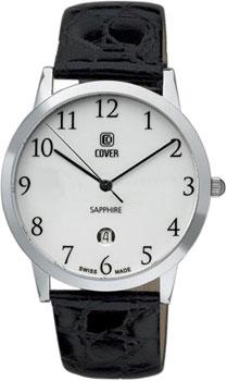 Швейцарские наручные  мужские часы Cover CO123.13. Коллекция Gents
