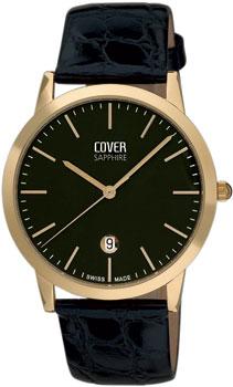 Швейцарские наручные  мужские часы Cover CO123.14. Коллекция Gents