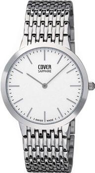 Швейцарские наручные  мужские часы Cover CO124.02. Коллекция Unisex
