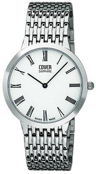 Швейцарские наручные  мужские часы Cover CO124.03. Коллекция Gents