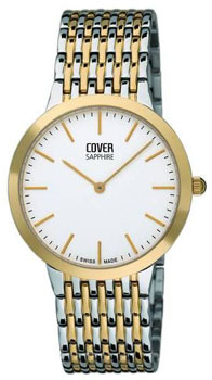 Швейцарские наручные  мужские часы Cover CO124.04. Коллекция Gents